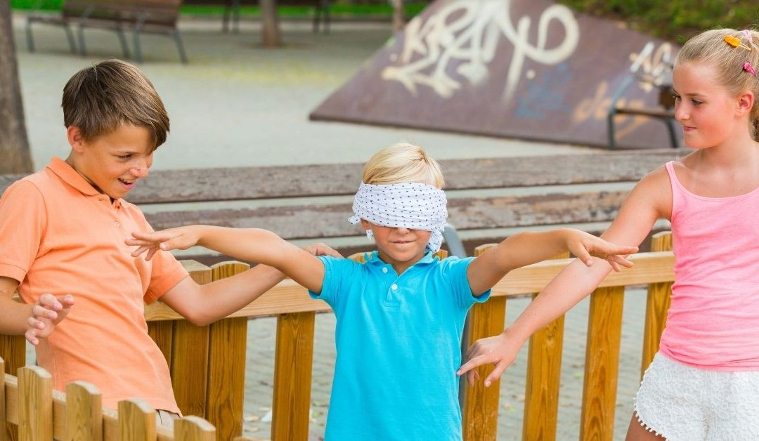 What Makes A Good Blindfold? – Revised