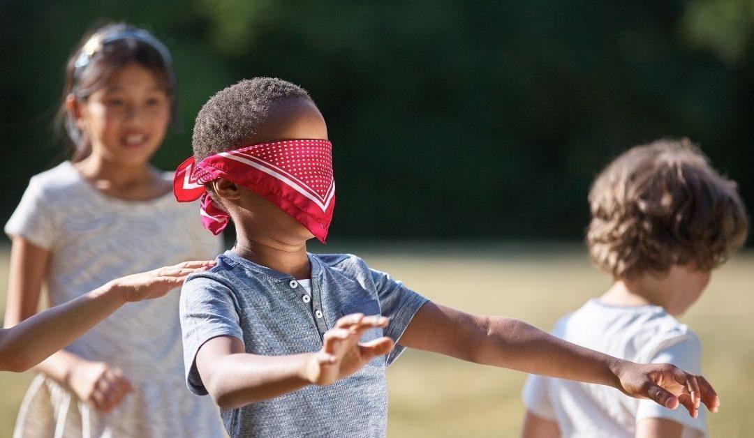 Blindfold Pranks
