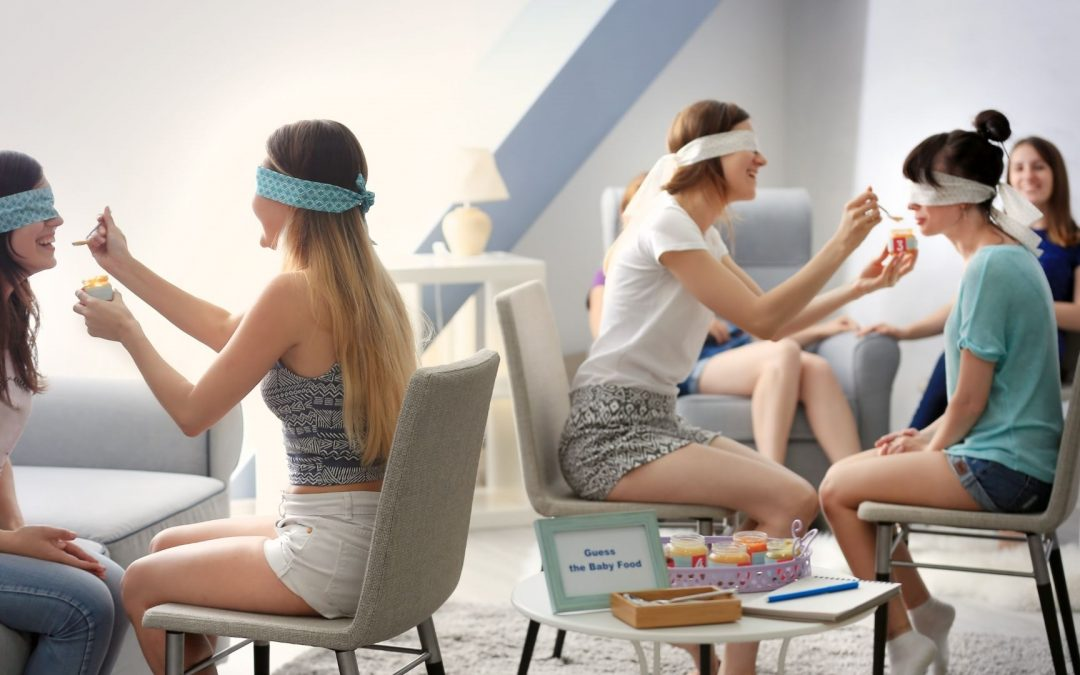How To Fold Cloths For Blindfolds
